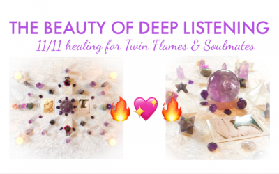 11/11 Portal Of Divine Union And The Message Of Deep Listening