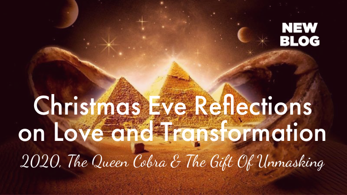 CHRISTMAS EVE REFLECTIONS ON LOVE AND TRANSFORMATION